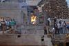Manikarnika Ghat~largest Cremation Ghat in Varanasi, India