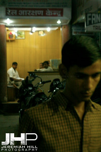 """The Distance Between"", Varanasi, Uttar Pradesh, India, 2006 Print IS2906-446"