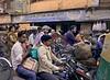 Traffic, Varanasi, India
