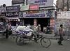 Delivery Man, Varanasi, India
