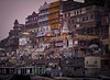 Evening (Ghats) I, Ganges River, Varanasi, India