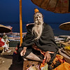 Early morning Sadhu