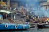 Manikarnika Ghat Sacred Ritual for Cremation~Varanasi, India