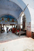 Temple along the banks of the Ganga