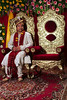 Jitendra waits patiently for his bride
