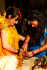 Bichiya: Lucie receives silver toe rings on each