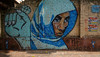 Mother Teresa mural on Sudder St.