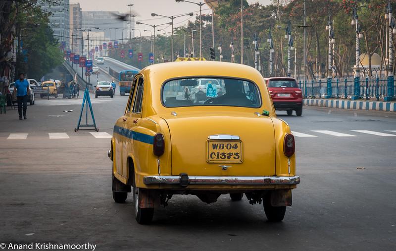The Ambassador Car