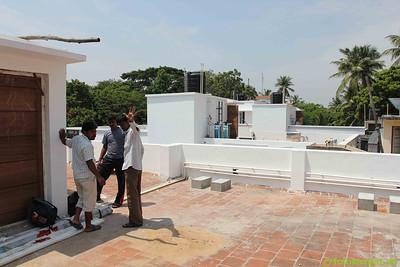 Auf diesen Dächern sollen 5 Systeme installiert werden.