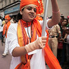 Woman power at Ganesh festival in Pune, India