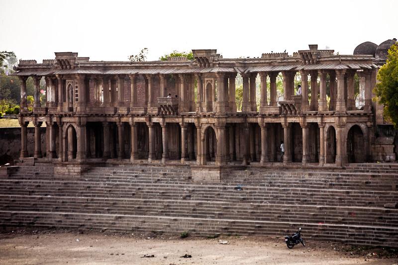 Sarkhej Roza in Ahmedabad, Gujarat, India