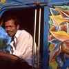 Decorated truck, Kochi (Cochin), India