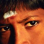 Eyes of Indian Boy