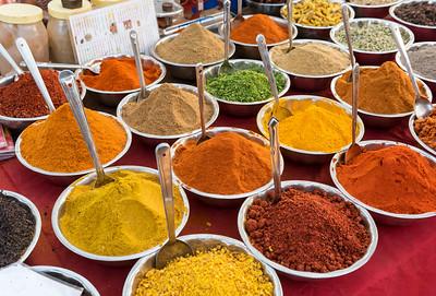 Anjuna Flea Market, Goa