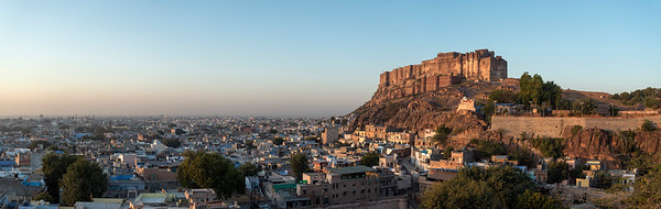 Jodhpur and Mehrangarh Fort