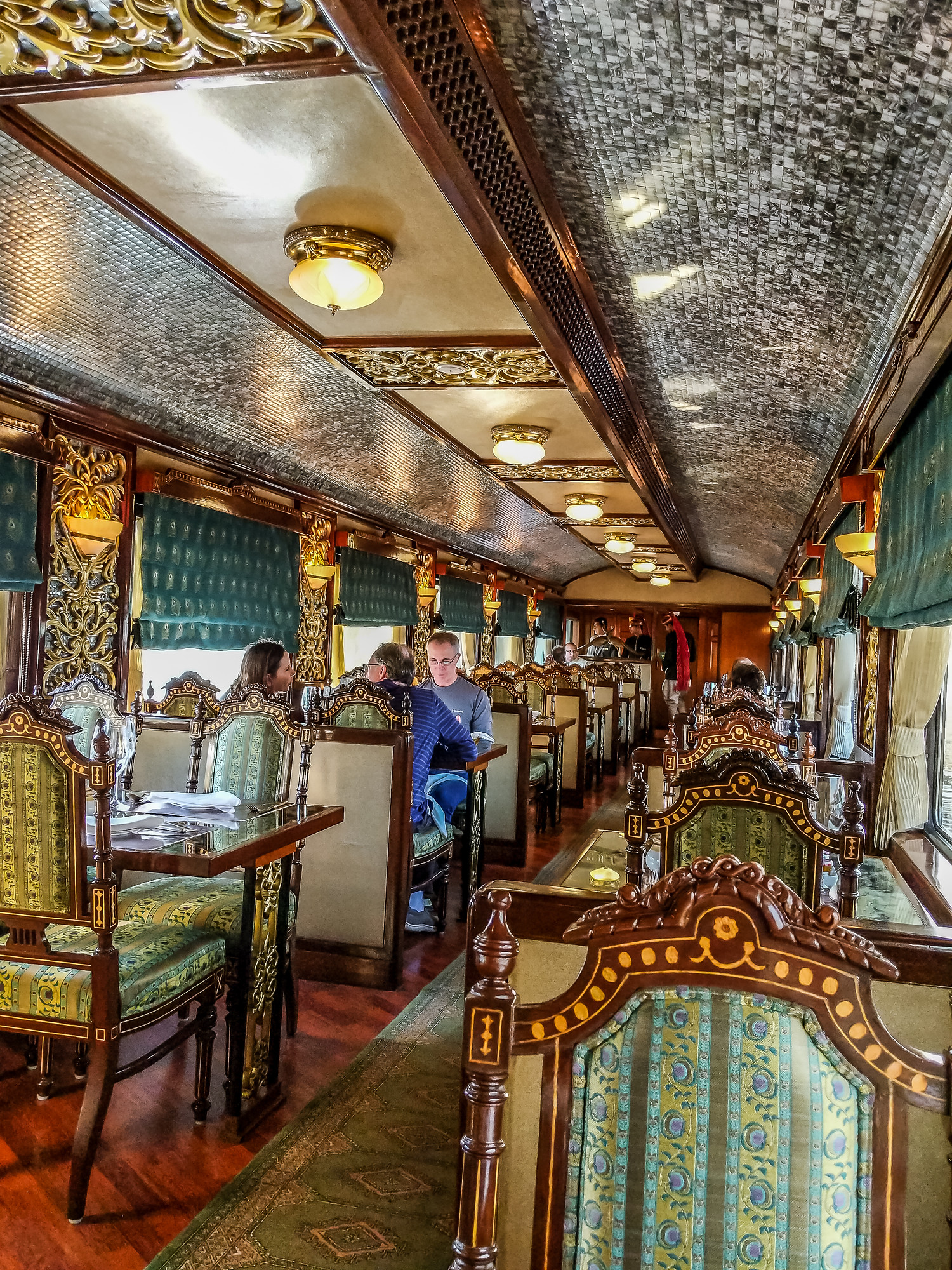 The Maharajas Express is the best luxury train in the world, but is it worth it? An honest review of this luxury train in India with all the details to plan your trip.