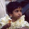 Ice cream cone, Kochi (Cochin), India.