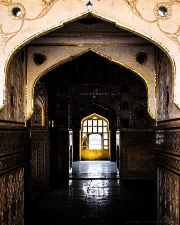Sparkly Corridor