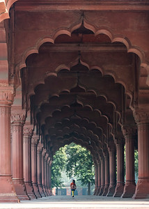 Diwan-i-Aam, Red Fort, Delhi