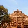 Buddhist Stupa - Sanchi
