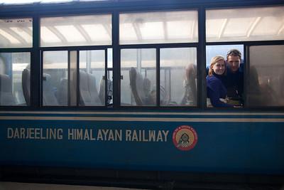 "The official name is ""Darjeeling Himalayan Railway""."