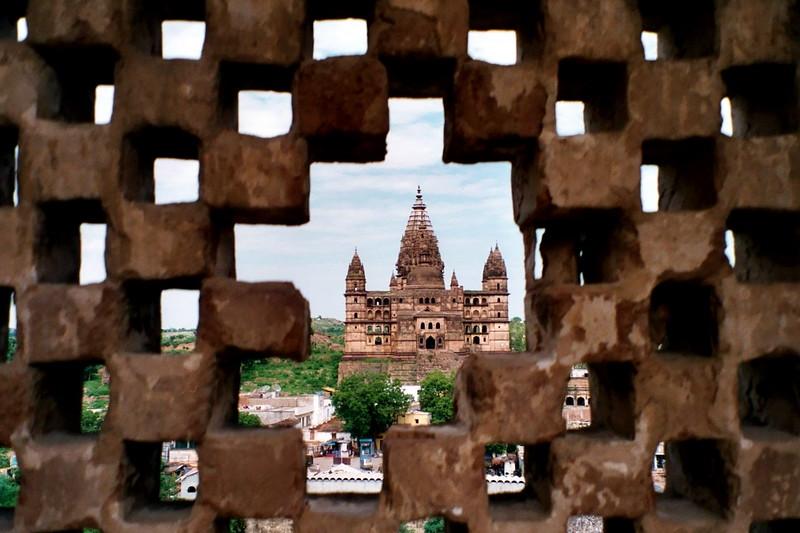 Hindu Ruin - Orcha