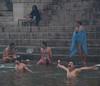 Bathing in the Ganges, Varanasi