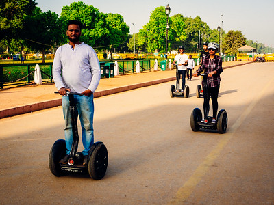 A Brief Segway...