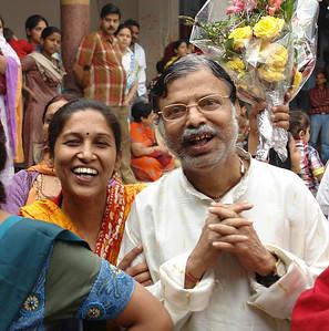 Disciples, Jai Gurudev, Delhi