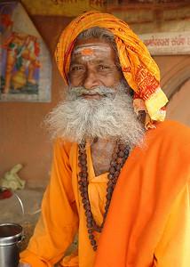 Priest, Varanasi