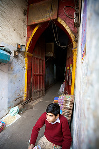 Chandni Chowk, Old Delhi, India