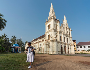 Santa Cruz Cathedral, Cochin