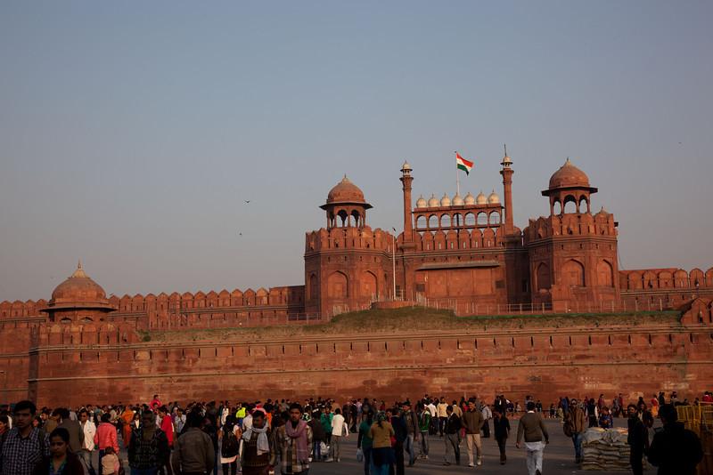 Red Ford, Delhi.