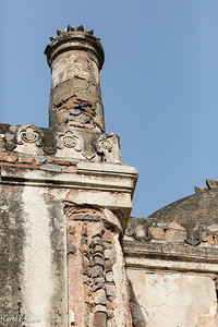 Facades and surface plaster may be decaying, but not the stature of the many historic sites around India...
