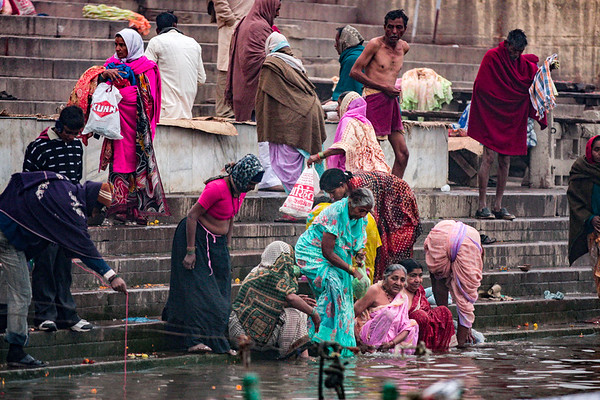The Mother Ganges