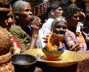 Shravanabelagola Ceremony