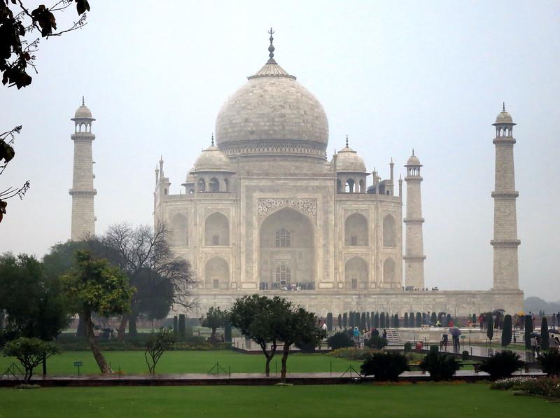 Taj Mahal, India.  Susan Rich, 3/3/2015