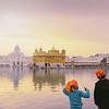 Golden Temple.  Comunidad Sij. Amritsar