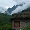 Ghangaria village