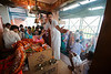 Worshipers at the Mansa Devi Temple