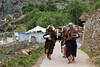 Women of Mana village