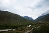 The Saraswati and Alaknanda rivers merge between Mana village and Barinath