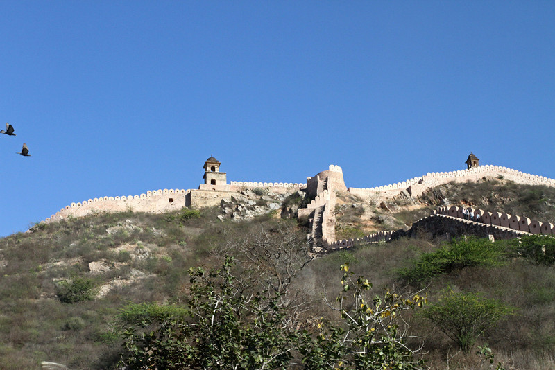 Great Wall of India?