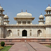 "This is known as the ""Baby Taj"" and was the inspiration for the Taj Mahal. It is the tomb of Itmad-Ud-Daulah, and well worth a visit."