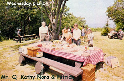 ICL Wednesday picnic