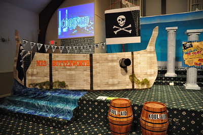 Walk the Plank - VBS 2013