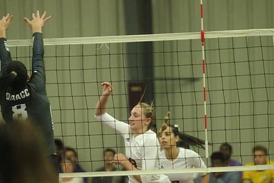 IHCC Volleyball Vs. DMACC