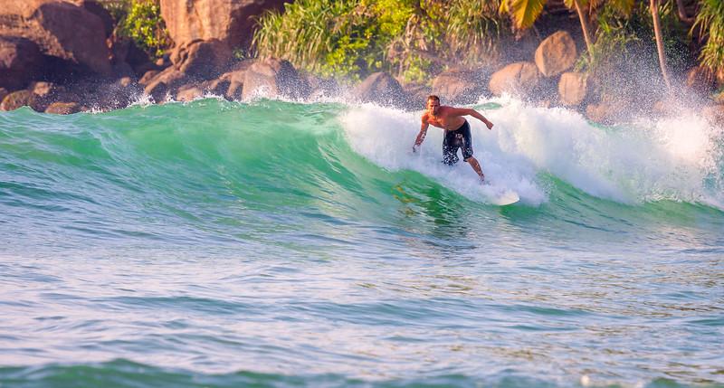 Sri Lanka, Mirissa