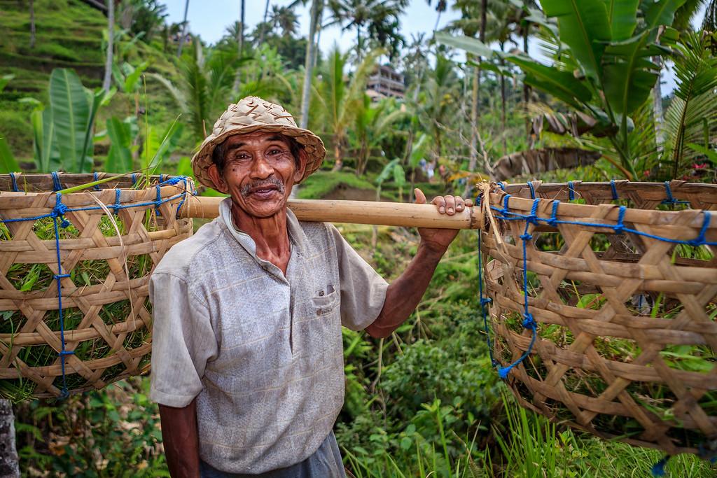 Balinese Peasant