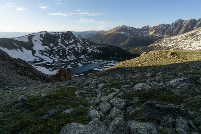 Caribou Lake - Indian Peaks Wilderness